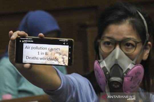 Anies: DKI tidak banding terhadap putusan hakim soal polusi udara
