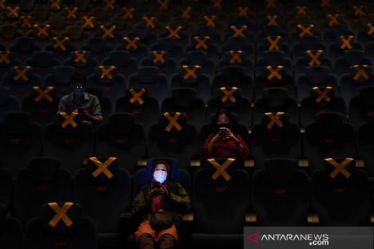 Bioskop di Jakarta mulai beroperasi lagi