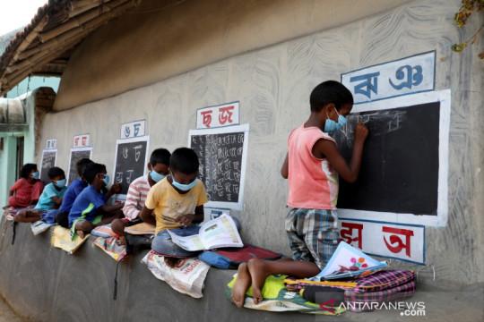 Per Oktober anak-anak di India bisa mendapatkan vaksin COVID