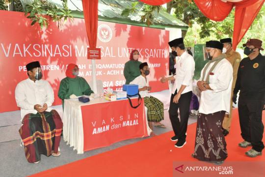 Kemarin, hoaks vaksin Nusantara hingga KIFC perlu diperkuat