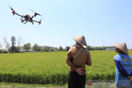 Teknologi drone untuk pertanian