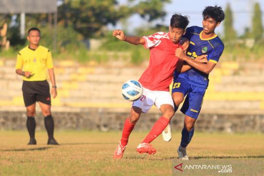 Jadwal sepak bola putra PON Papua: dua wakil Sumatra mulai berlaga