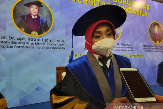 Guru Besar UP: Literasi ekonomi syariah masyarakat perlu ditingkatkan