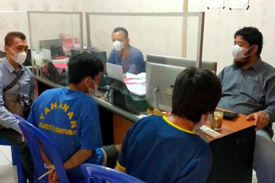 Polresta Banyumas Jateng mengungkap kasus persetubuhan sedarah