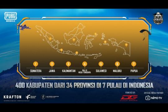Jawara Cup ajang penggemar PUBG Mobile unjuk kemampuan
