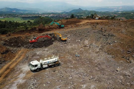 Produk bahan peledak Dahana bantu percepatan proyek Tol Cisumdawu