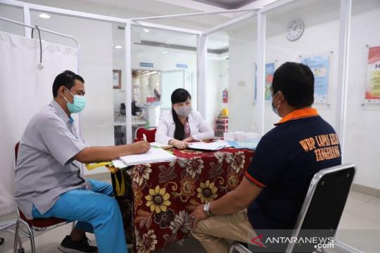 Dinkes: Napi LP Tangerang alami kecemasan setelah peristiwa kebakaran