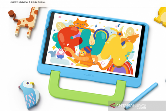 Huawei resmi hadirkan Matepad T8 Kids Edition tab ringkas untuk anak