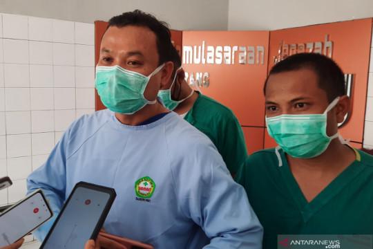 Satu napi korban kebakaran di Lapas Tangerang dikembalikan ke tahanan