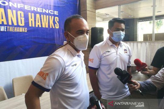 Tangerang Hawks gaet Efri Meldi, target juara lima tahun ke depan