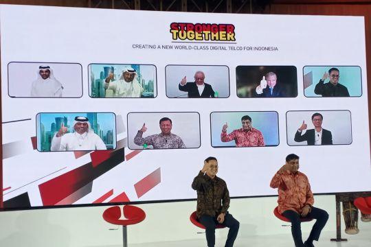 Penggabungan Indosat-Hutchison percepat digitalisasi di Indonesia