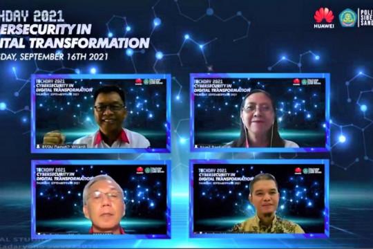 Huawei gandeng Poltek SSN gelar TechDay 2021