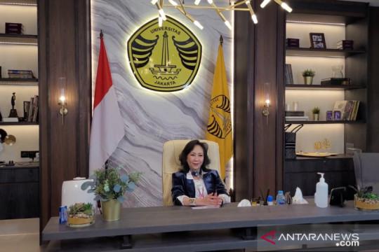 Rektor Universitas Jakarta minta mahasiswa baru bersikap rendah hati
