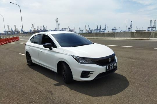 Berapa konsumsi BBM Honda City Hatchback?