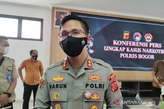 Polres Bogor terapkan metode baru pada ganjil-genap Jalur Puncak