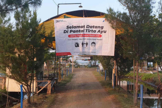 Pertamina bantu gerakkan ekonomi desa lewat destinasi wisata