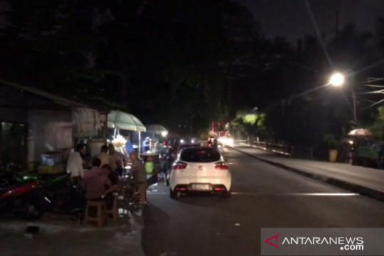 Suara dentuman di Patal Senayan dipastikan bukan ledakan bom