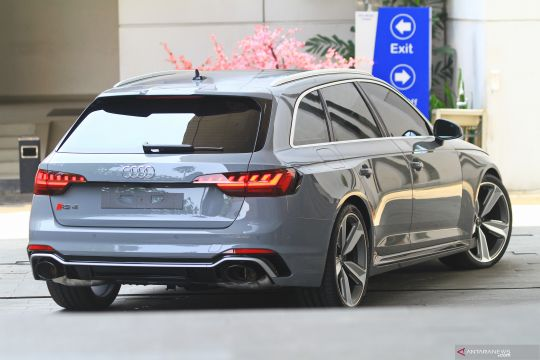 Spesifikasi singkat New Audi RS 4 Avant, Wagon bermesin V6 Twin-Turbo