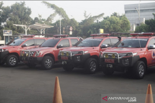 Gerakan Mobil Masker sambangi 10 kecamatan di Pangandaran