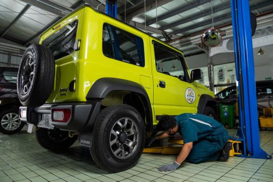 "Suzuki hadirkan program ""Product Quality Update"" untuk Jimny"