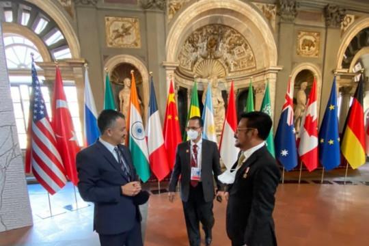 Indonesia dukung pertanian berkelanjutan Afrika di Pertemuan G20