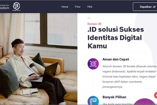 Situs penjualan domain banggapakai.id diluncurkan