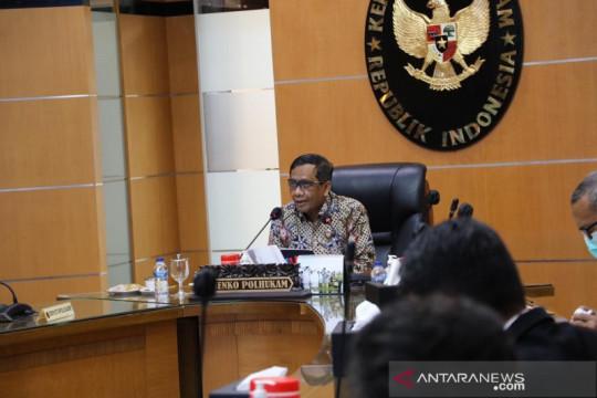 Mahfud harapkan pelaksanaan PON di Papua berjalan aman