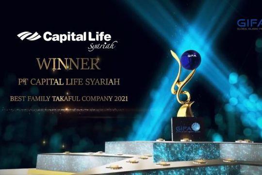 Capital Life Syariah raih penghargaan tingkat internasional GIFA 2021