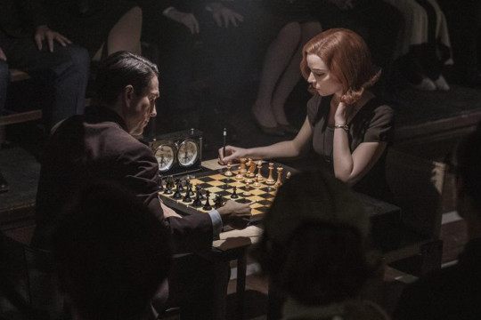 """Grandmaster gugat Netflix atas komentar seksis di """"The Queen's Gambit"""""""