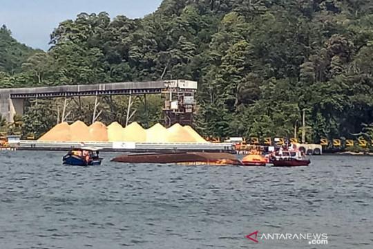 Kemenkumham benarkan Kapal Pengayom IV tenggelam di Nusakambangan