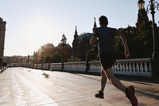 Lari bagus untuk jaga berat badan dan ringankan depresi