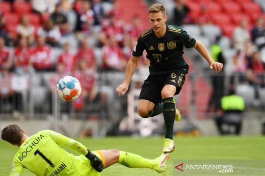 Bayern gelar pesta tujuh gol tanpa balas menuju puncak klasemen