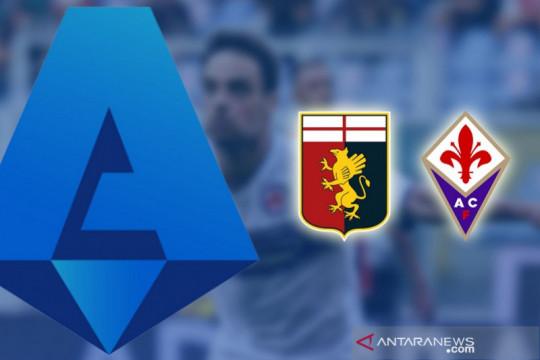 Fiorentina teruskan tren positif saat menang di Genoa