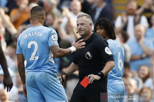 VAR paksa Manchester City lawan Southampton seri tanpa gol