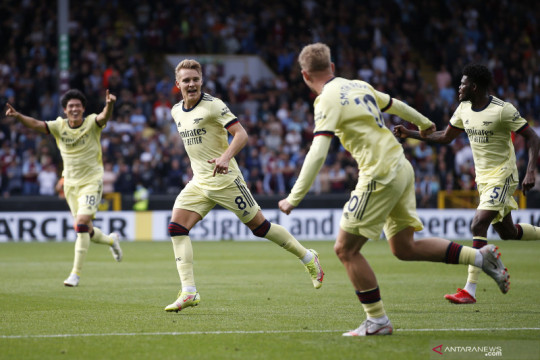 Liga Inggris: Burnley vs Arsenal