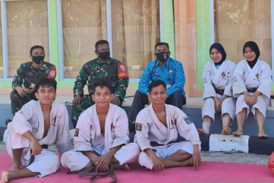 Kempo NTB targetkan dua medali emas PON Papua