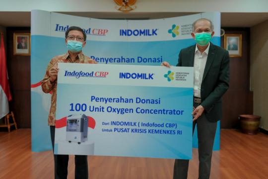 """Pusat Krisis Kesehatan Kemenkes dapat bantuan oksigen """"concentrator"""""""