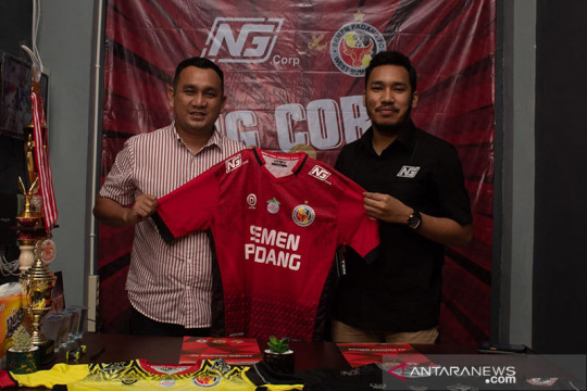 Semen Padang FC tambah sponsor baru jelang kompetisi Liga 2