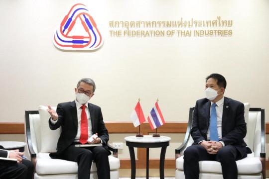 Dubes RI undang investor Thailand tingkatkan kerja sama investasi