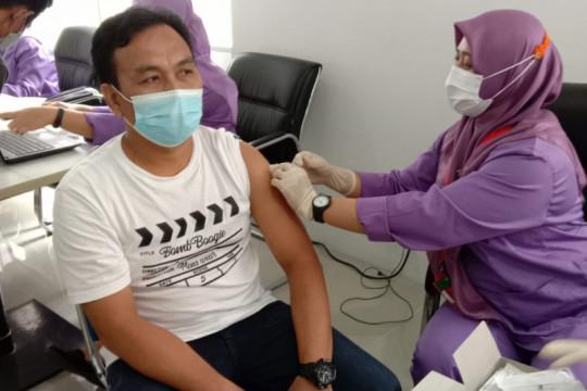 Bandara Radin Inten II-TNI AD targetkan vaksinasi COVID-19 250 orang