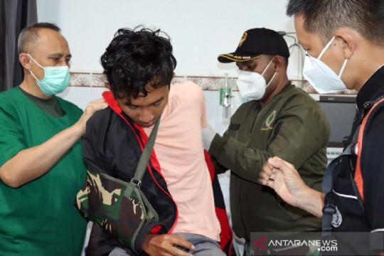 Empat nakes korban kekerasan KKB jalani perawatan di RS Marthen Indey