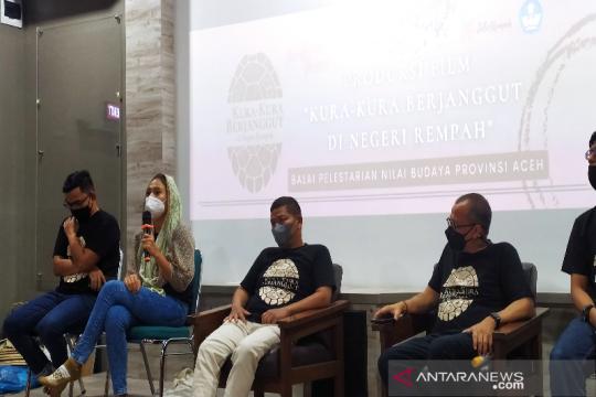 Aceh produksi film bersejarah