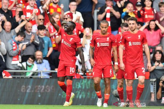 Liga Inggris:  Liverpool vs Crystal Palace