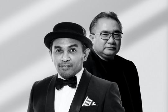 """""""Berkarya Untuk Negeri"""", duet Glenn Fredly dan Mirza W. Soenarto"""