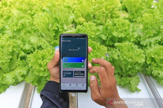 Pertanian berbasis teknologi digital