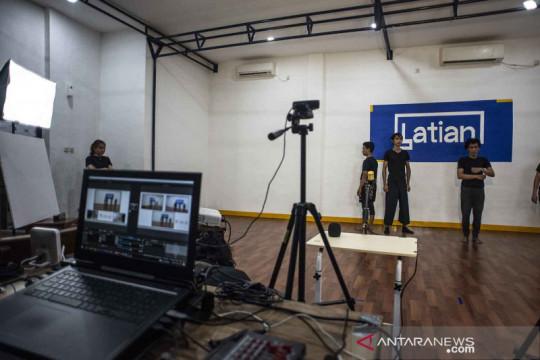 Workshop teater jarak jauh Indonesia-Jepang