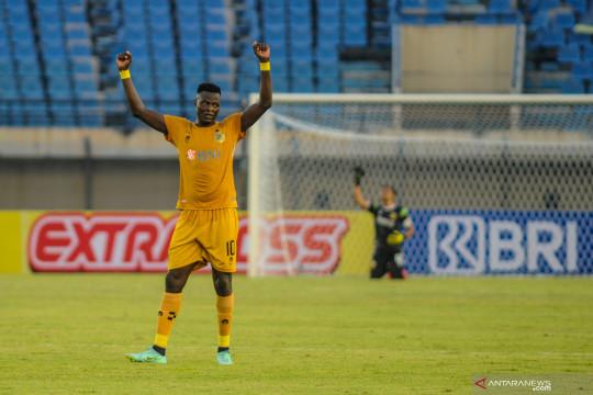 Pelatih Bhayangkara FC berharap bisa lebih banyak cetak gol