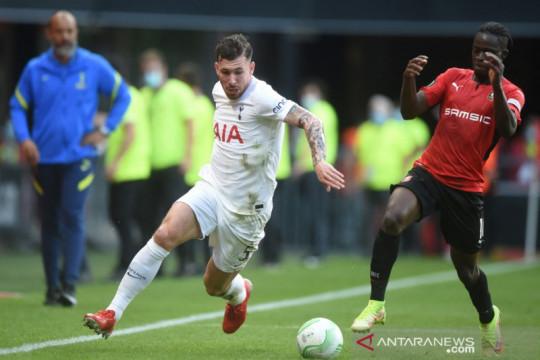 Hojbjerg tegaskan Tottenham tak gentar hadapi Chelsea