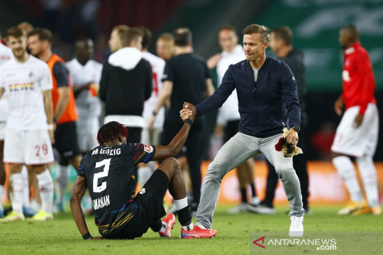 Pelatih RB Leipzig nilai laga melawan PSG menjadi tugas yang besar