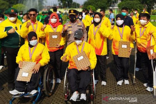 Sebanyak 24 Personel Brimob kawal kontingen Sumut di PON Papua